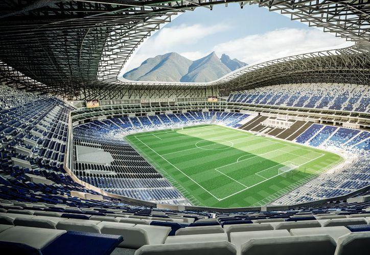 El estadio BBVA Bancomer del Monterrey, es el estadio más grande y moderno de México, asegura la publicación. (Foto: Reacción Deportes)