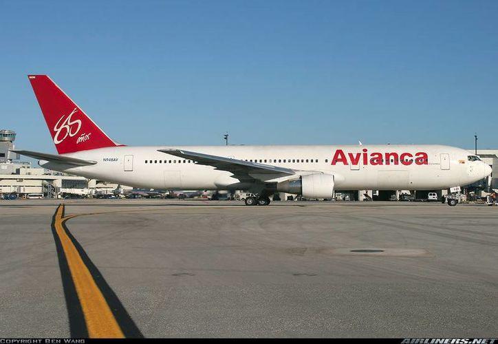 Sólo de Colombia arriban 35 vuelos semanales, directos y con escala a Cancún. Las frecuencias directas son desde Bogotá y Medellín, por parte de las aerolíneas Avianca y Copa. (Foto de Contexto/Internet)