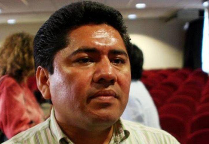 Filiberto Martínez Méndez busca la candidatura a la diputación por el Distrito V de Tulum. (Foto de Contexto/Internet)