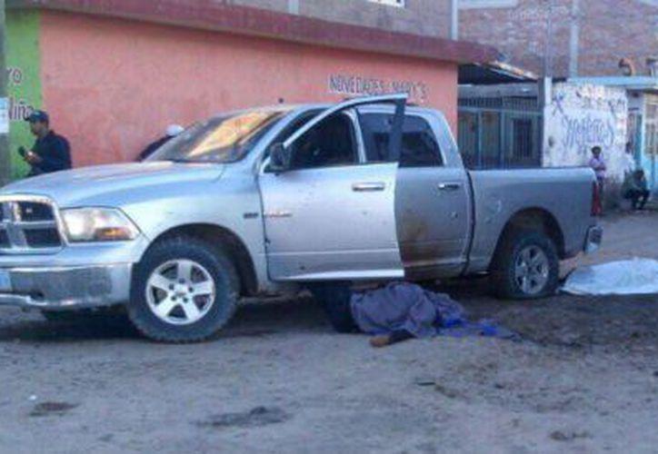 El director de Policía de Celaya, J. Santos Juárez Rocha, fue ejecutado e junto con su escolta. (Zona Franca).