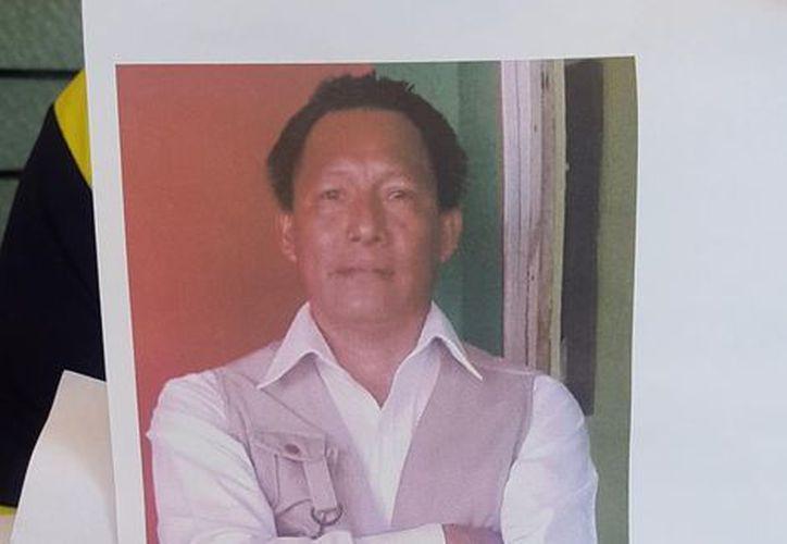 El periodista colaboraba en Diario de Acayucan y la estación la Ke Buena. (Isabel Zamudio/Milenio)