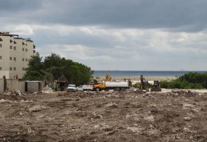El primer hotel Hyatt en plan europeo en Playa del Carmen, abrirá antes de que termine 2014.  (Archivo/SIPSE)