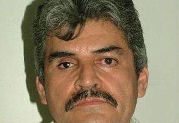 Jesús Gonzalo Palazuelos Soto fue detenido en Madrid y está preso desde agosto de 2012. (Milenio)