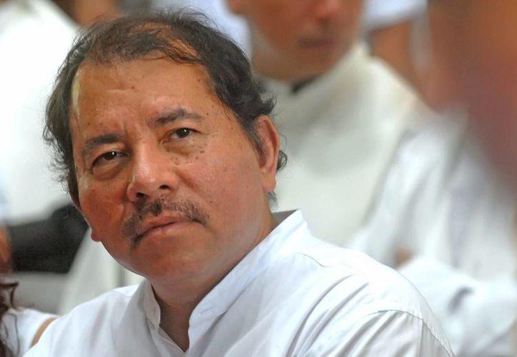El presidente de Nicaragua, Daniel Ortega, ha sido acusado por su hijastra de agresiones. (EFE/Archivo)