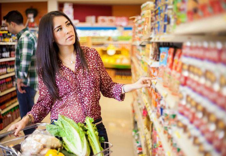 Algunas estas estrategias de mercadotecnia seducen tus sentidos en el supermercado. (Contexto/Internet)