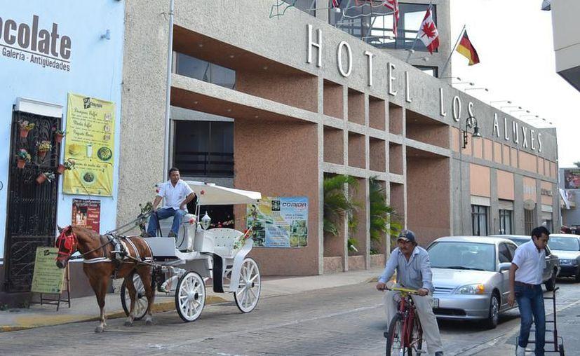 Cifras de la Secretaría de Fomento Turístico (Sefotur) revelaron que entre enero, febrero y marzo, el sector hotelero tuvo una caída promedio de 4.3%. (SIPSE)