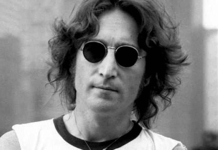 John Lennon, ícono del rock universal. (Internet/abc.com.py)