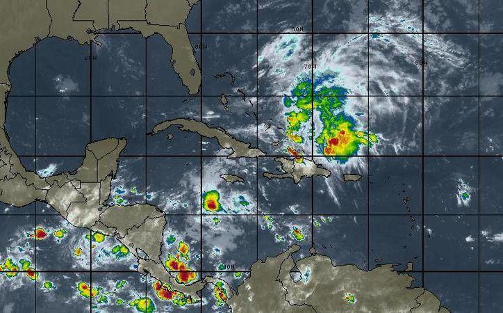 En la Península de Yucatán se prevé cielo de medio nublado a nublado. (Intellicast)