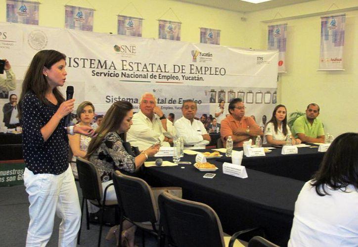 Obtener mejores resultados en el rubro laboral de Yucatán es el objetivo de las sesiones del Sistema Estatal de Empleo, que ayer celebró su tercera edición. (Milenio Novedades)