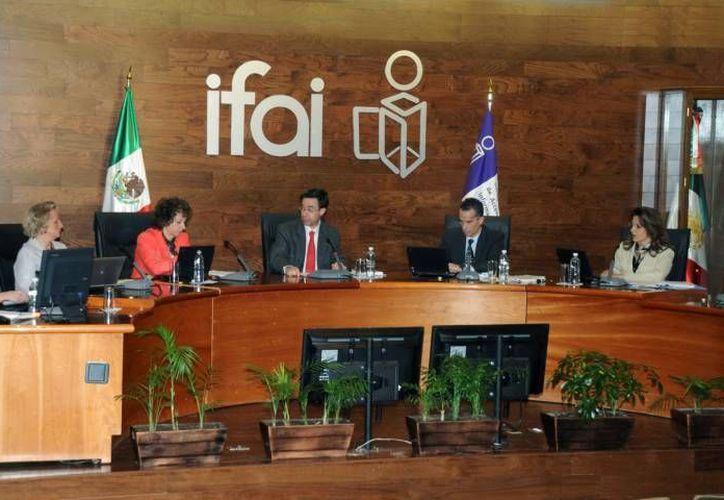 El IFAI resolvió el fallo a favor de un particular. (Archivo/SIPSE)
