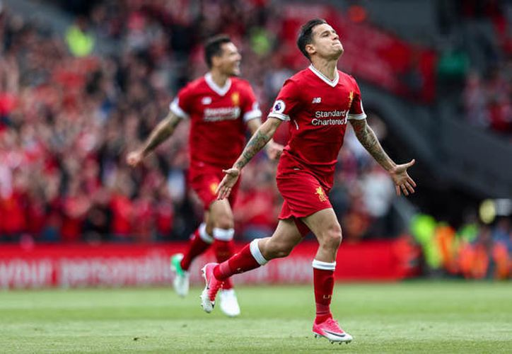 Coutinho se ha perdido los dos partidos oficiales del Liverpool. (Foto: Contexto/Internet)
