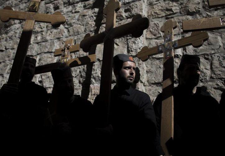 Jerusalén tiene una fuerte carga espiritual para los cristianos de todo el mundo. (EFE)