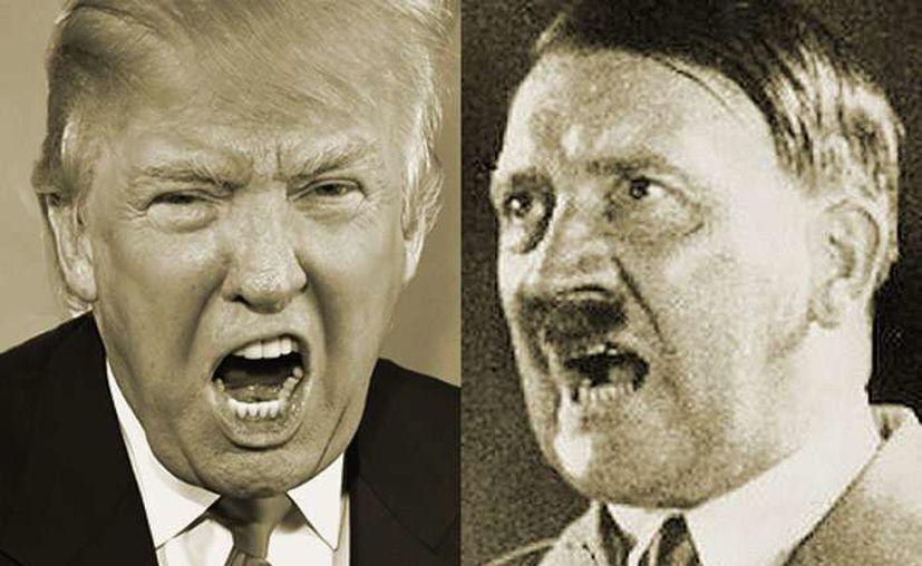 Hitler construyó muros alrededor de los guetos, donde los judíos fueron recluidos originalmente. Trump quiere construir un muro impenetrable entre México y Estados Unidos. (La Opinión)