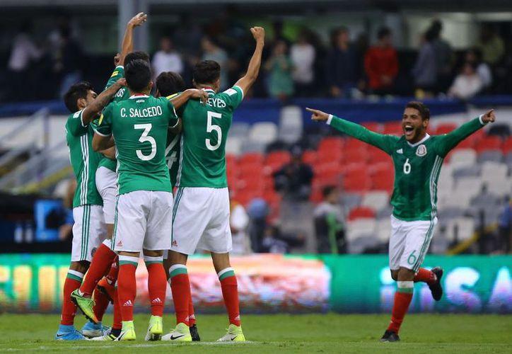 La Selección Mexicana de Fútbol anunció un quinto partido amistoso previo al Mundial de Rusia 2018. (Foto: Antena Noticias)