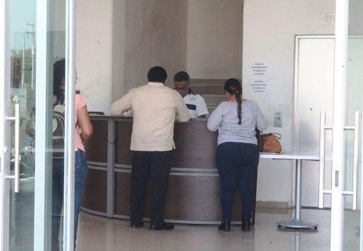 El abuso de autoridad no se puede denunciar ante la Contraloría Municipal. (Daniel Tejada/SIPSE)