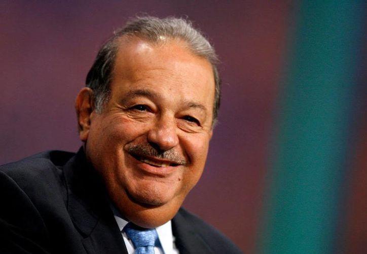 El magnate mexicano Carlos Slim, considerado el hombre más rico del planeta, no ha manifestado su interés por contender por la Presidencia de México en 2018... al menos públicamente. (Archivo/Agencias)