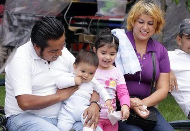 Hoy se celebra el día de la familia en todo México. (SIPSE)