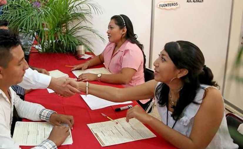 En promedio en Yucatán se crearon más de 12 mil plazas laborales anualmente. (Archivo/Milenio Novedades)