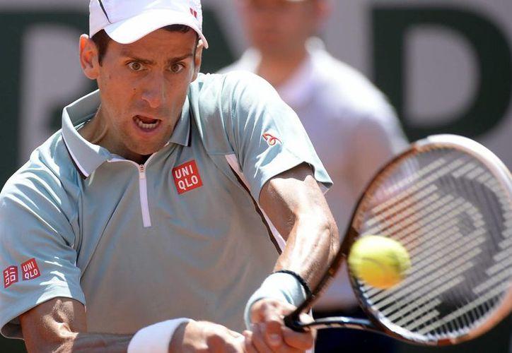 Djokovic ha enfrentado a Nadal unas 10 ocasiones. (EFE)