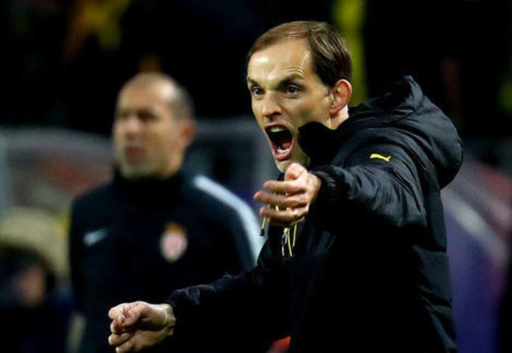 Técnico de Borussia justifica su pérdida. (Foto: Reuters)