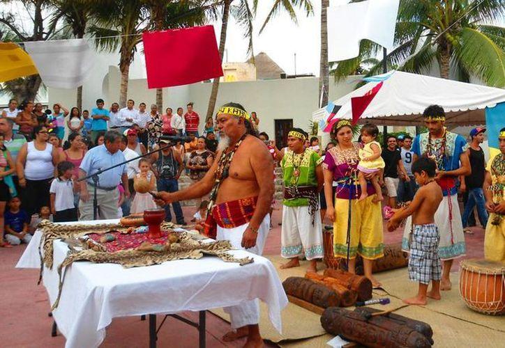 Se planea hacer una muestra gastronómica, cultural, artística y lúdica, donde participe la ciudadanía local y extranjera. (Daniel Pacheco/SIPSE)