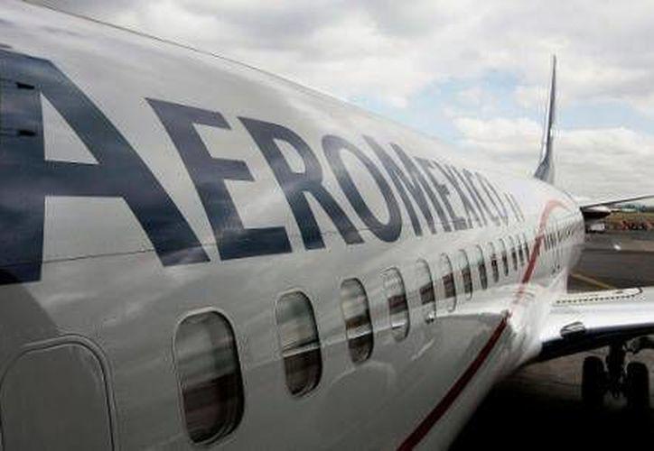 Aeroméxico busca impulsar acciones para impulsar el destino a Cozumel. (Redacción/SIPSE)
