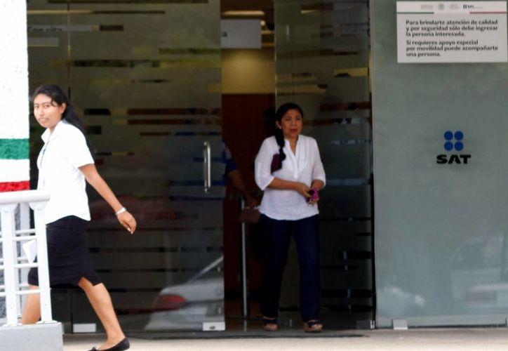 A partir del lunes habrá más módulos del SAT en Mérida para realizar trámites fiscales. (Milenio Novedades)