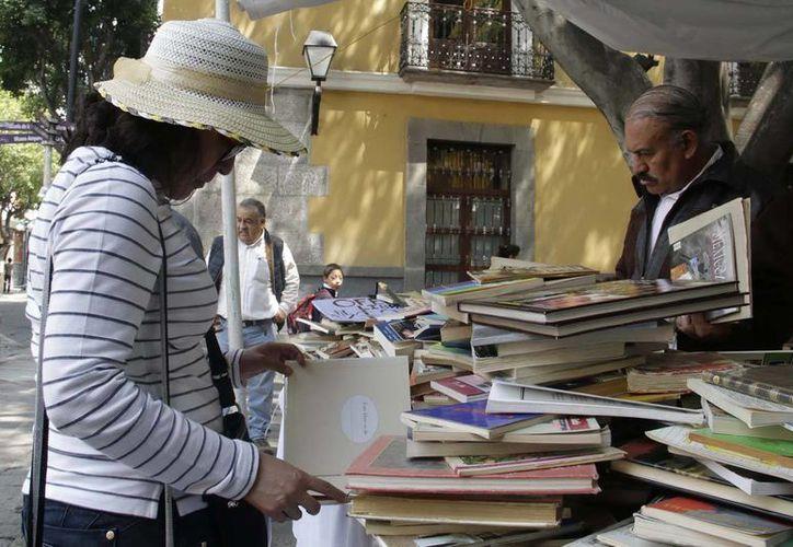 Desde 2004 y hasta los meses transcurridos de 2016, en Venezuela se han editado más de 11 millones de libros. (Notimex/archivo)