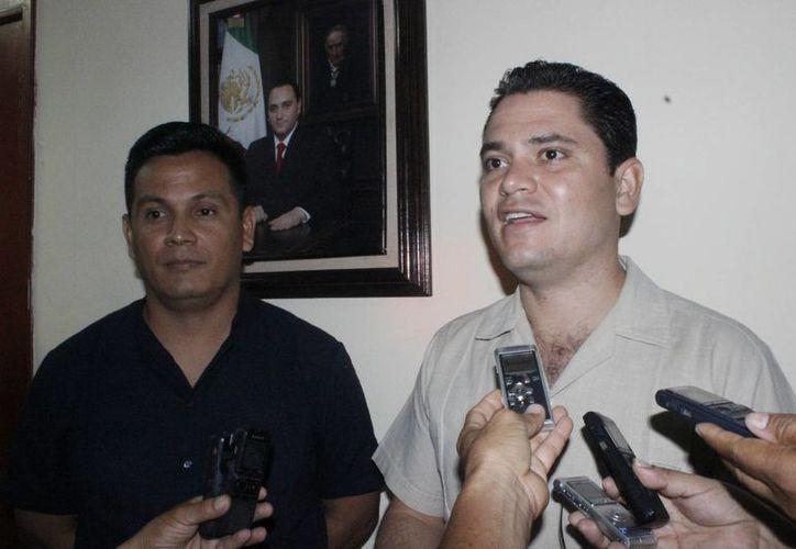Continúan los nombramientos de funcionarios en el Ayuntamiento de Solidaridad. (Cortesía/SIPSE)