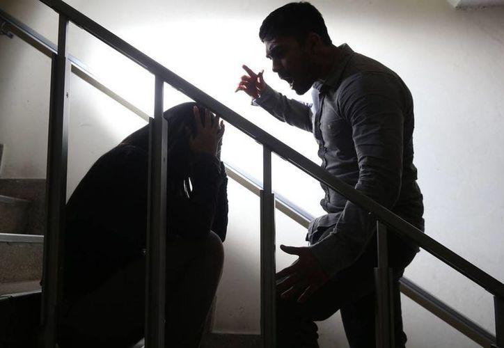 Tres víctimas de abuso aparecen en el video de la campaña No Te Calles, que busca que las mujeres víctimas de acoso denuncien a sus agresores. (andina.com.pe)