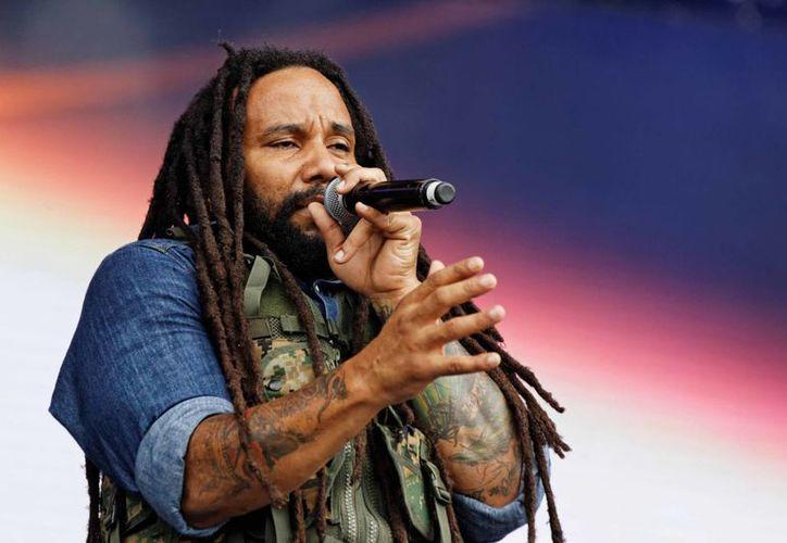 Ky-Mani, hijo del cantante Bob Marley, estará presente en el festival de Reggae en Chetumal.