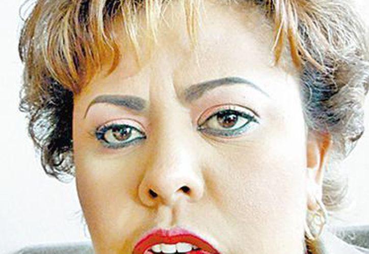 Sara Luz Herrera Cano,  alcaldesa priista de Alvarado, Veracruz. (Milenio)