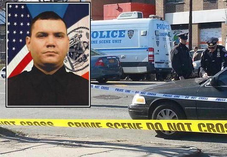 Guerra falleció el día de hoy a consecuencia de las heridas ocasionadas durante el incendio en un edificio en Coney Island. (nbcnewyork.com)