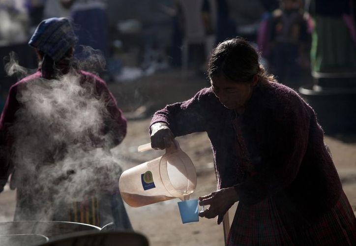 En la evaluación preliminar de víctimas y daños del sismo de 7.2 grados en la escala de Richter que estrtemeció a Guatemala se indicó que 23 personas continúan desaparecidas. (Agencias)