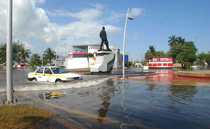 Estas acciones se realizan con el único fin de evitar inundaciones durante la temporada de lluvias. (Foto de Contexto/Internet)