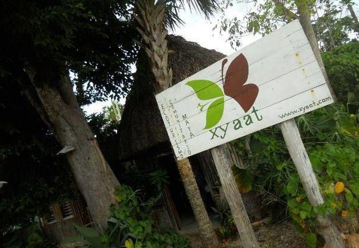 El hotel Sandos y la cooperativa Xyaat firmaron por cuarta vez un convenio de colaboración. (Cortesía)
