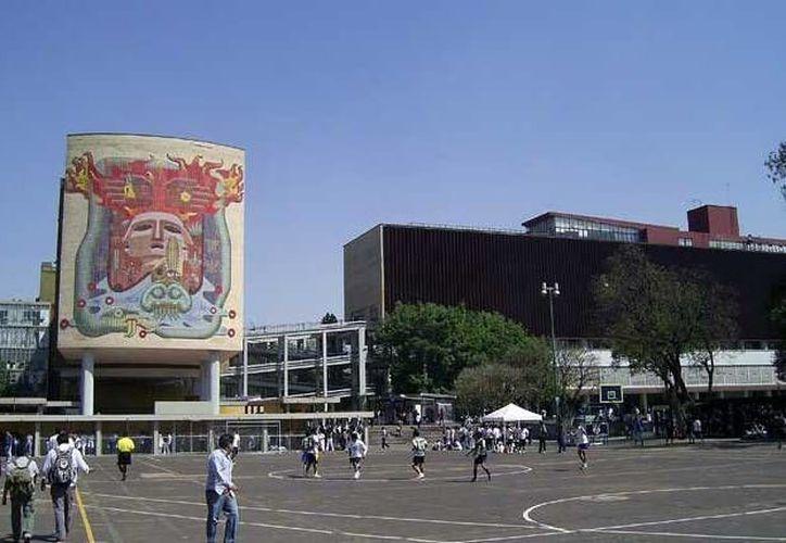 La UNAM se ubicó en el lugar 146 entre las mejores universidades del mundo, según el QS World University Rankings. (ciudadmexico.com/Archivo)