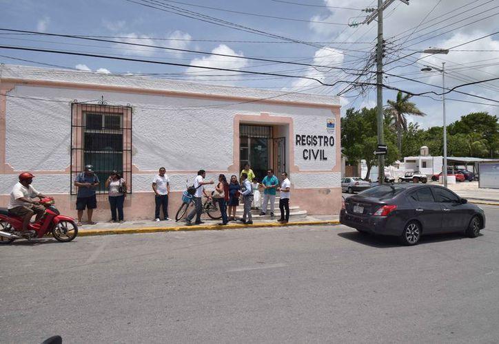 El Registro Civil se trasladará al sur de la mancha urbana de la isla. (Gustavo Villegas/SIPSE)