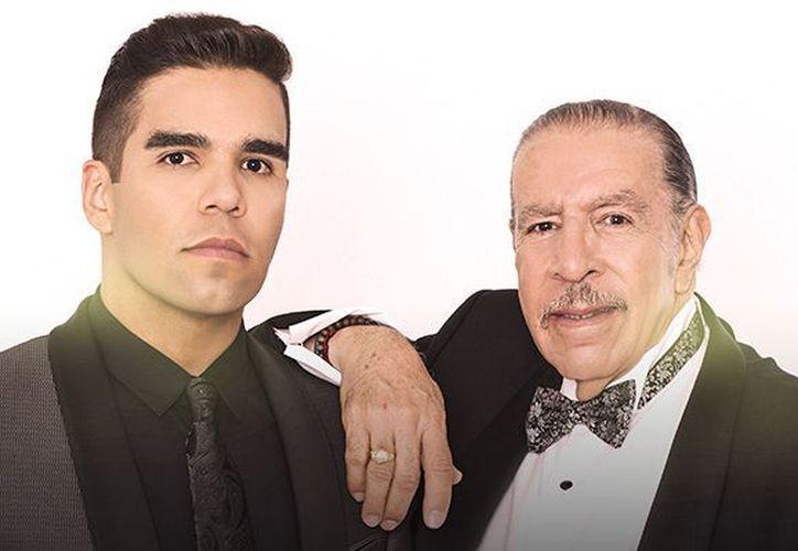 Humberto Pabón es el líder y fundador del grupo de música tropical, en el cual también colabora su hijo. (En Contacto)