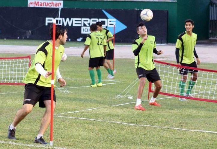 Los Venados del Fútbol Club Yucatán ya solo afinan detalles para encarar tanto el torneo de Liga de Ascenso MX como el de Copa MX. (SIPSE)