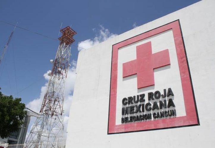 Los donativos serán recibidos en las instalaciones de la Cruz Roja. (Archivo/SIPSE)