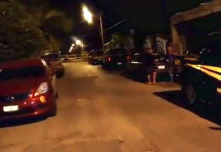 Los hechos ocurrieron la noche del sábado en las colonias Ávila Camacho y Nueva Mayapán. (SIPSE)
