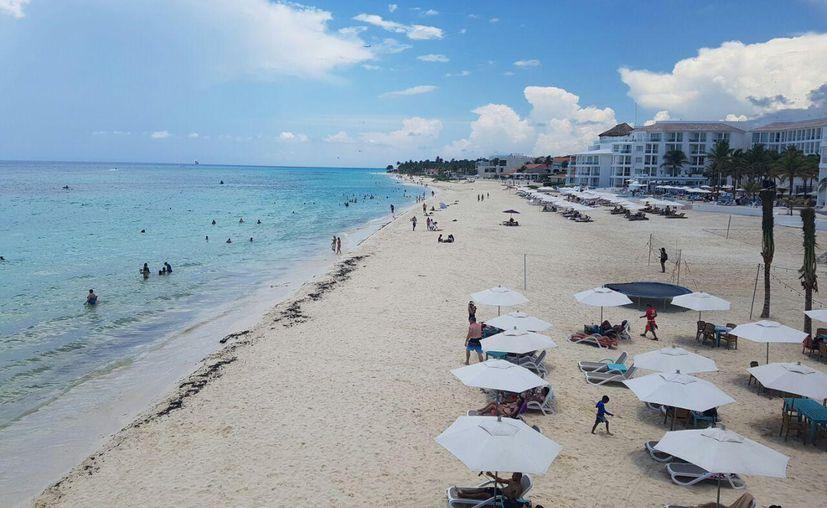 Quintana Roo se convirtió nuevamente en el Estado con mayor flujo de visitantes nacionales y extranjeros. (Foto: Contexto/Internet)