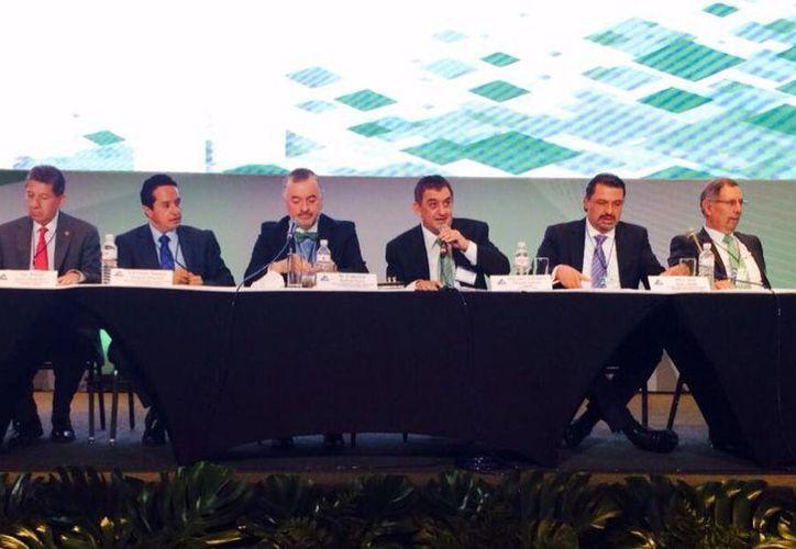 Imagen de la Convención Nacional de Turismo 2015 de la Concanaco Servytur. (facebook.com/canacoservyturmerida)