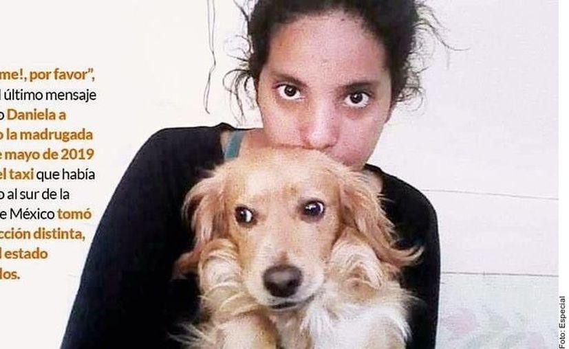Daniela  Ramírez desapareció hace casi dos meses y fue vista por última vez en la alcaldía Xochimilco el pasado 19 de mayo. (Foto: Reforma)