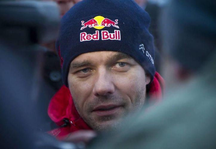 Loeb asumió el liderato de la clasificación general del Rally de Argentina, tras la séptima prueba especial. (EFE/Archivo)