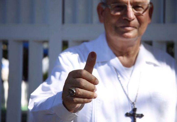 Pedro Pablo Elizondo, Obispo de la Pralatura Cancún-Chetumal. (Israel Leal/SIPSE)