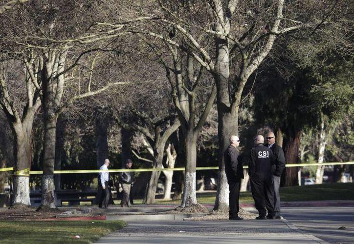 Este es el parque  Alan Witt Park donde fue hallado el cadáver de la menor. (www.dailypubilc.com)