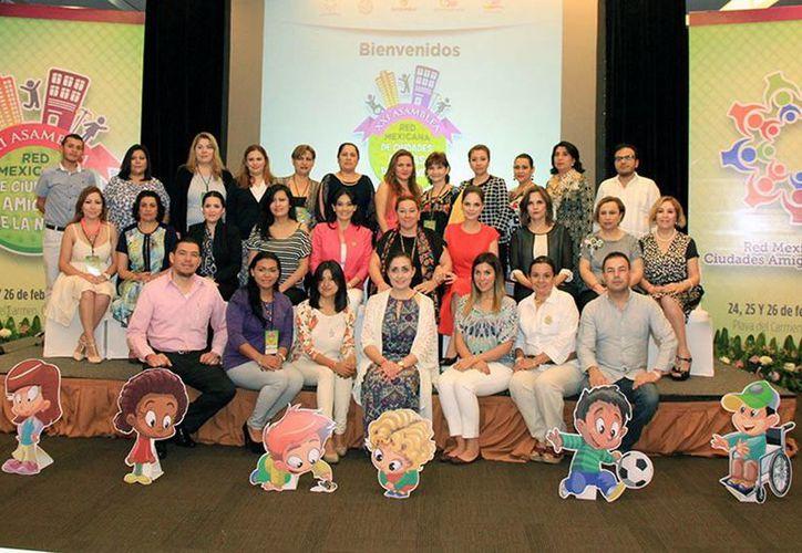 La carta '10 X la Infancia' promueve el ejercicio y respeto de los derechos de más de la tercera parte de las niñas, niños y adolescentes de Yucatán. (Milenio Novedades)