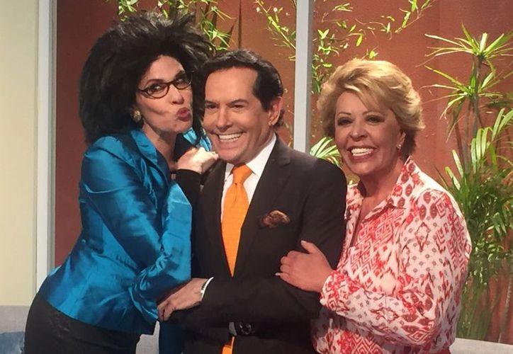 La conductora del programa de espectáculos 'La Oreja', Verónica Gallardo, dejó el mundo de la farándula. (Foto: Twitter)